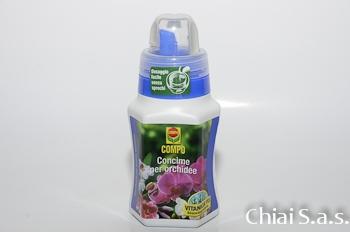 Fertilizzante compo per orchidee ml 250 prodotti per l for Concime per orchidee