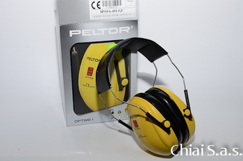 Cuffia Bilsom/Peltor H510A