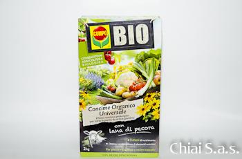 Fertilizzanti granulari bio